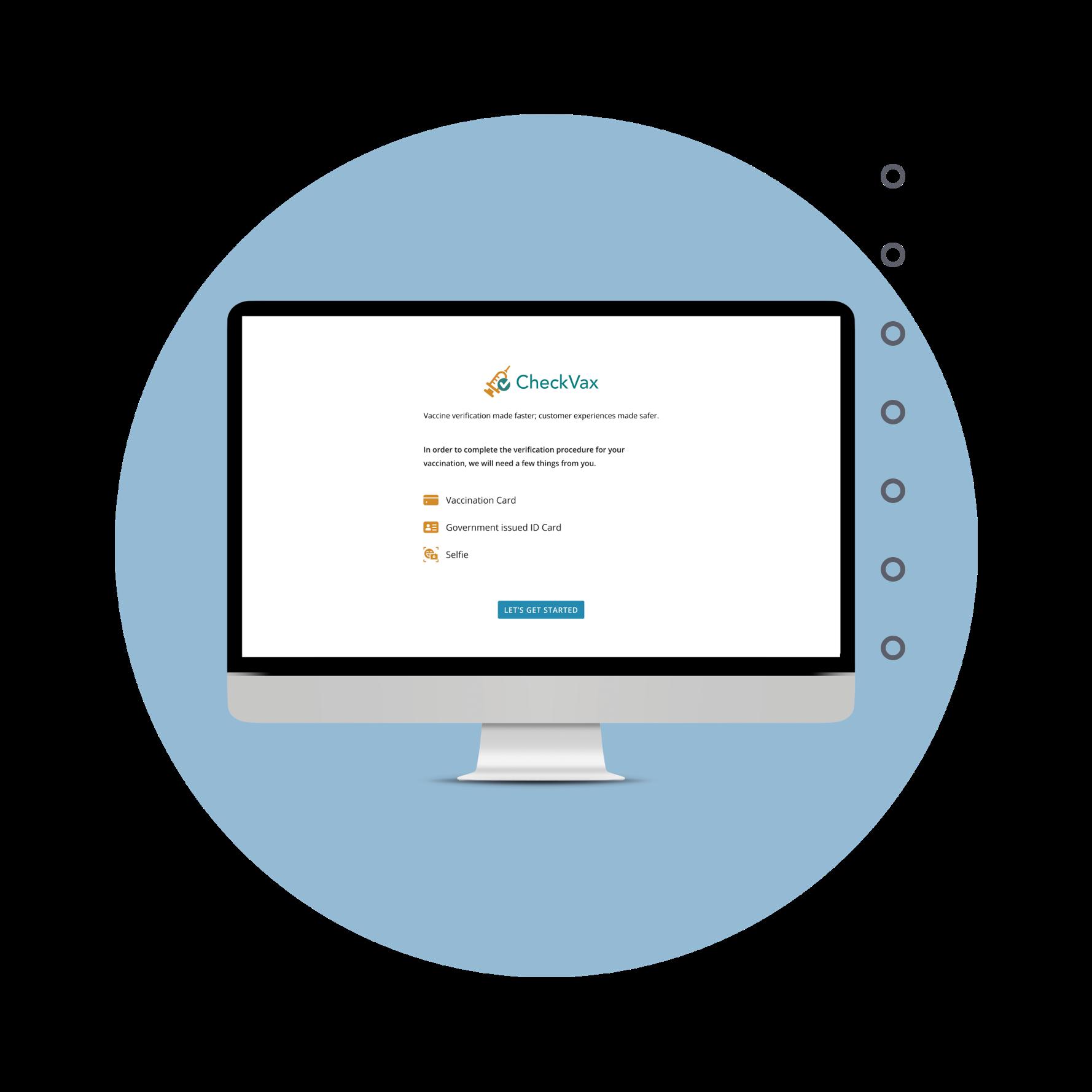 CheckVax webimage